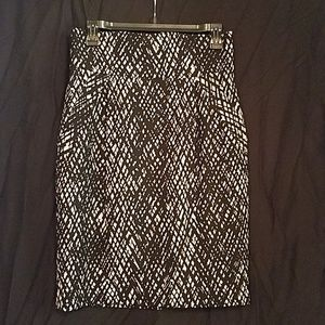 Saks Fifth Avenue high waist skirt